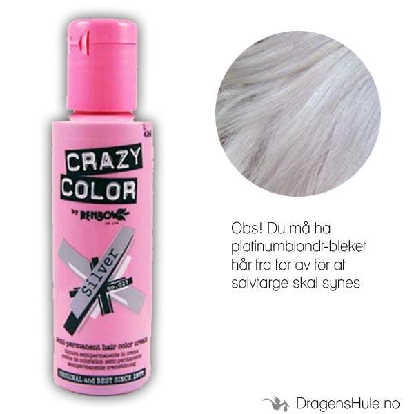 5bd90fcd Utradisjonelle hårfarger fra Dragens Hule - Dragens Hule -Butikken ...